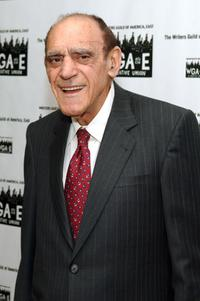 Abe Vigoda at the 58th annual Writers Guild of America awards ceremony.