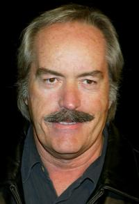 Powers Boothe at the I walk the Line: A Night For Johnny Cash.