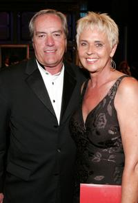 Powers Boothe and wife Pamela at the 35th AFI Life Achievement Award.