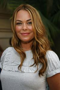 Polly Walker at a cocktail reception to celebrate the DVD release of