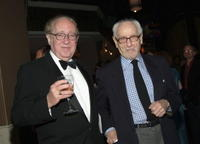 Isaiah Sheffer and Eli Wallach at the Symphony Space's Annual Spring Gala.