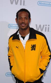 Marlon Wayans at the launch party for Nintendo
