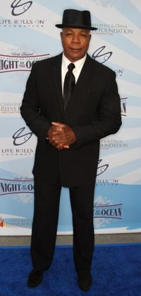 Carl Weathers at the Life Rolls on Foundation's Sixth Annual Night by the Ocean gala.