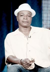 Carl Weathers at the Fox Network portion of the 2009 Summer Television Critics Association Press Tour.