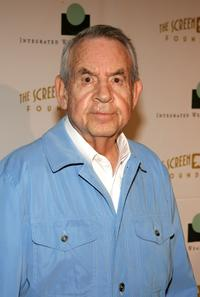Tom Bosley at the Screen Actors Guild Foundation.
