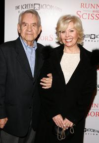 Tom Bosley and Patricia Carr at the California premiere of