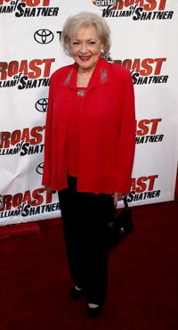 Betty White at the Comedy Central Roast of William Shatner.