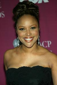Lynn Whitfield at the 36th NAACP Image Awards.