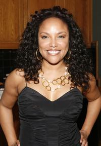 Lynn Whitfield at the Second night of the Bermuda Music Festival.