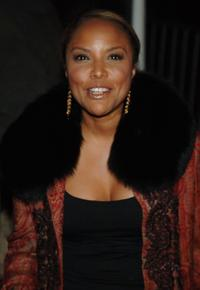 Lynn Whitfield at the premiere of