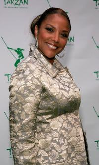 Lynn Whitfield at the Broadway Opening Of