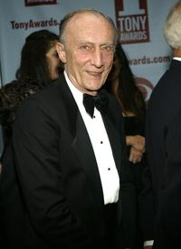 Tom Aldredge at the 58th Annual Tony Awards.