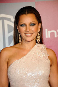 Actress Vanessa Williams arrives at the 2011 InStyle And Warner Bros. 68th Annual Golden Globe Awards post-party held at The Beverly Hilton Hotel.