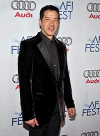 Russell Wong at the 2008 AFI FEST.