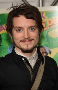 Elijah Wood at the NY premiere of