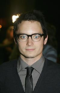 Elijah Wood at the TIFF Premiere for