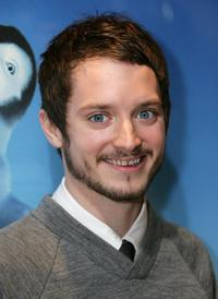 Elijah Wood at the UK premiere of
