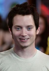 Elijah Wood at the MTV: Total Request Live.
