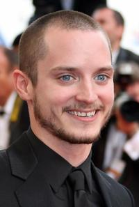 Elijah Wood at the screening of the