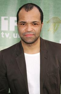 Jeffrey Wright at the IFC's Independent Spirit Awards after party.