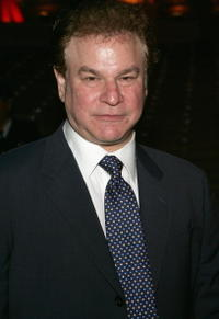 Robert Wuhl at the Vanity Fair party for the Tribeca Film Festival.