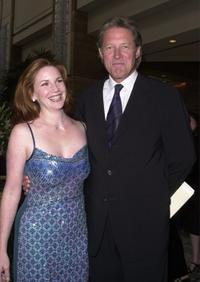 Melissa Gilbert and Bruce Boxleitner at the 27th Annual Saturn Awards.