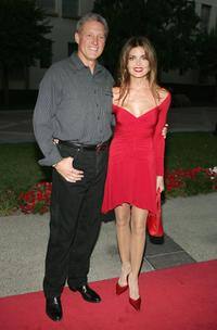 Bruce Boxleitner and Tracy Scoggins at the Season Four Premiere Screening Of