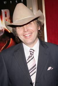 Dwight Yoakam at the premiere of