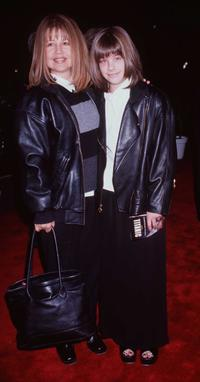 Pia Zadora and Guest at the premiere of