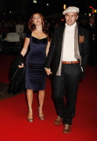 Billy Zane and Kelly Brook at the BFI London Film Festival Gala Screening of
