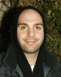 Ahmet Zappa at the world premiere engagement of one-woman play