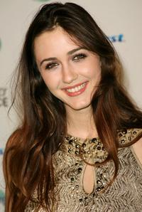 Madeline Zima at the 34th Annual People's Choice Awards Nominations Announcements.