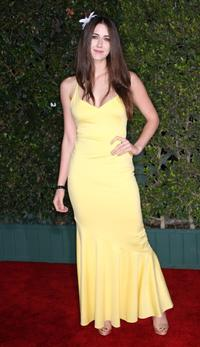 Madeline Zima at the TV Guide's Sixth Annual Emmy Awards After Party.