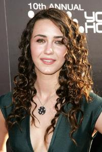 Madeline Zima at the Hollywood Life magazine's 10th Annual Young Hollywood Awards.