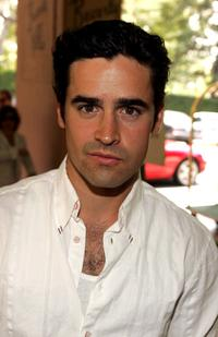 Jesse Bradford at the Hollywood Foreign Press Association annual installation luncheon.