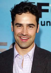Jesse Bradford at the 20th Annual IFP Independent Spirit Awards.