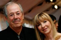 Denys Arcand and his wife at the Toronto International Film Festival 2007.
