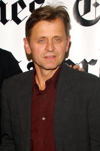 Mikhail Baryshnikov at the 6th Annual New York Times Arts & Leisure Weekend.