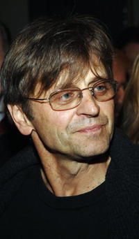 Mikhail Baryshnikov at the Humane Society of New York's 2nd Annual Fine Art Photography Auction.