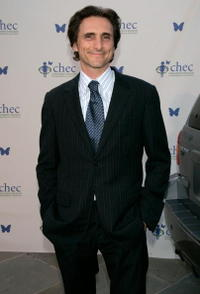 Lawrence Bender at the Children's Health Environmental Coalition's (CHEC) annual benefit.