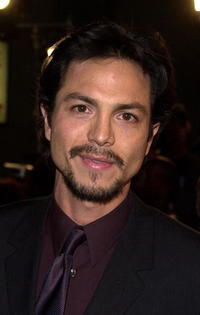 """Benjamin Bratt arrives for the premiere of """"Miss Congeniality"""" in Hollywood."""