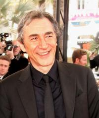 Richard Berry at the Paris premiere of