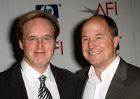 Brad Bird and Brad Lewis at the 8th Annual AFI Awards.