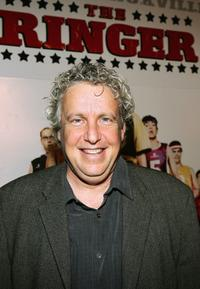 Barry W. Blaustein at the premiere of