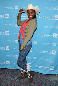 Erika Alexander at the screening of