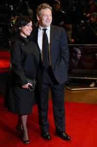 Kenneth Branagh and guest at the premiere of