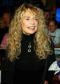 Dyan Cannon at the Universal Studios Cinemas for the premiere of Universal Pictures