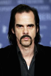 Nick Cave at the 56th Berlin International Film Festival.