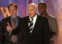 Dabney Coleman at the 4th Annual Family Television Awards, speaks for the television series