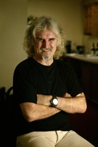 Billy Connolly at the 20th anniversary of Live Aid.